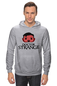 "Толстовка Wearcraft Premium унисекс ""Доктор Стрэндж"" - бенедикт камбербэтч, доктор стрэндж, doctor strange"