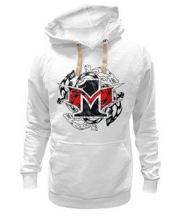 """Толстовка Wearcraft Premium унисекс """"M-1 Mix Fight"""" - футболка, популярные, мужская, в подарок, футболка мужская, выделись из толпы, толстовка м1, тостовка спортивная"""