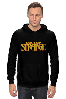 "Толстовка ""Доктор Стрэндж"" - доктор стрэндж, doctor strange"