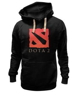 "Толстовка Wearcraft Premium унисекс ""Dota 2"" - valve, dota, navi, dota2, steam, dotka, video games"