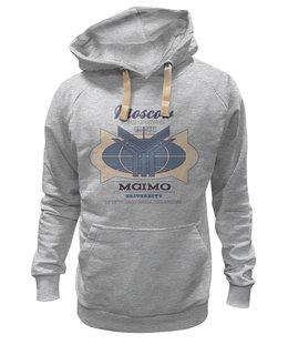 """Толстовка Wearcraft Premium унисекс """"Мгимо"""" - moscow, mgimo, мгимо"""