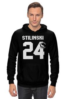 "Толстовка ""Stilinski 24"" - волчонок, teen wolf, stilinski, стилински"