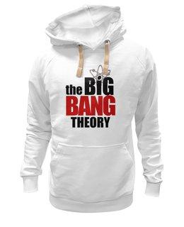 "Толстовка Wearcraft Premium унисекс ""the big bang theory"" - the big bang theory, теория большого взрыва"