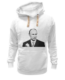 "Толстовка Wearcraft Premium унисекс ""One & Only by Design Ministry"" - russia, путин, putin, president, oneandonly"