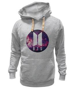 """Толстовка Wearcraft Premium унисекс """"BTS        """" - музыка, k-pop, bts, bangtan boys"""