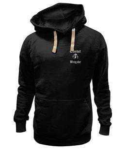 """Толстовка Wearcraft Premium унисекс """"Combat Brigade """" - авторские майки, футболка мужская, парню"""