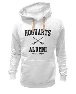 "Толстовка Wearcraft Premium унисекс ""Hogwarts"" - толстовка, harry potter, гарри поттер, hoodie, хогвартс, hogwarts"