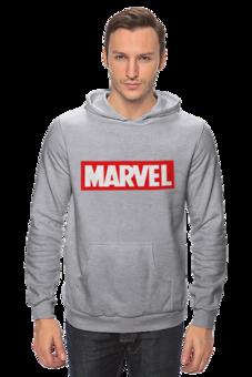 "Толстовка ""MARVEL"" - comics, комиксы, чудо, будьвтеме"