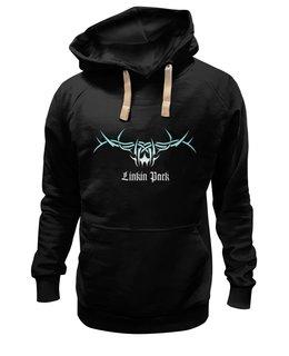 """Толстовка Wearcraft Premium унисекс """"linkin park2"""" - music, популярные, rock, linkin park, в подарок, оригинально, парк, лого, линкин"""