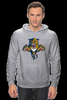 "Толстовка ""Florida Panthers"" - хоккей, nhl, флорида пантерз"