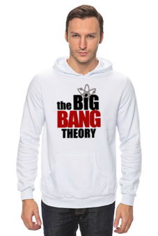 "Толстовка ""the big bang theory"" - the big bang theory, теория большого взрыва"