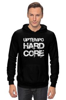 """Толстовка Wearcraft Premium унисекс """"Uptempo Hardcore"""" - hardcore, gabber, uptempo hardcore"""