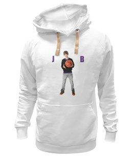 """Толстовка Wearcraft Premium унисекс """"Justin Bieber"""" - музыка, джастин бибер"""