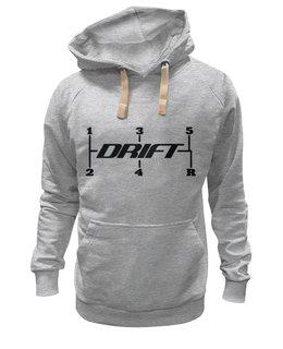 """Толстовка Wearcraft Premium унисекс """"Drift style """" - прикольно, приколы, авторские майки, футболка, стиль, популярные, женская, прикольные, оригинально, футболка мужская"""
