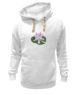 "Толстовка Wearcraft Premium унисекс ""Цветок"" - арт, цветок, tajlife"