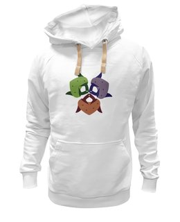 "Толстовка Wearcraft Premium унисекс ""Клубничка"" - клубничка, клссическая футболка"