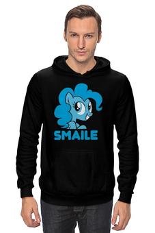 """Толстовка Wearcraft Premium унисекс """"Smaile"""" - дружба, my little pony, пони, magic"""