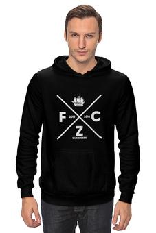 """Толстовка """"FC Zenit by Design Minsitry"""" - зенит, футбол, питер, zenit, designministry"""