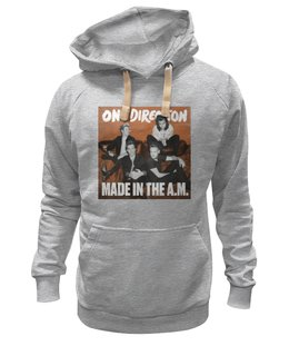 "Толстовка Wearcraft Premium унисекс ""One Direction"" - one direction"