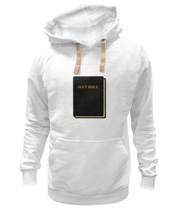 """Толстовка Wearcraft Premium унисекс """"Holy Bible"""" - библия, holy bible, священная книга"""