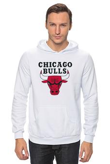 "Толстовка ""Chicago Bulls"" - баскетбол, basketball, nba, спортивная, jordan, нба, chicago bulls, джордан"