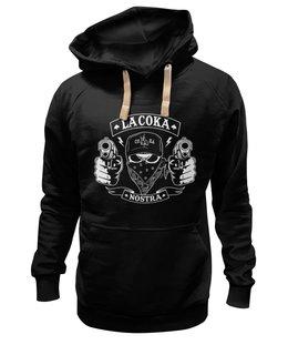 "Толстовка Wearcraft Premium унисекс "" La Coka Nostra"" - музыка, la coka nostra"