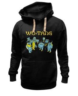 "Толстовка Wearcraft Premium унисекс ""Wu Tang Clan "" - музыка, wu tang clan"