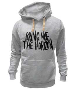 """Толстовка Wearcraft Premium унисекс """"Bring Me The Horizon"""" - style, metalcore, bringmethehorizon, oliver, sykes, posthardcore"""