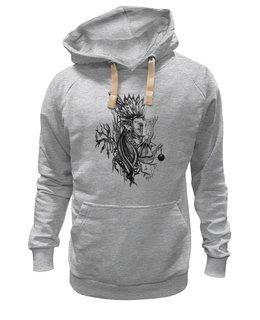 """Толстовка Wearcraft Premium унисекс """"Эльф """" - арт, стиль, популярные, рисунок, в подарок, оригинально, футболка мужская, креативно"""