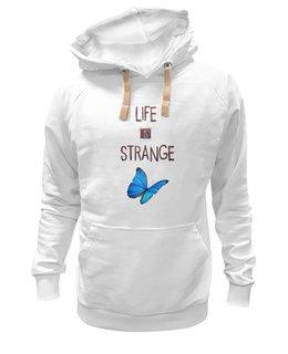 """Толстовка Wearcraft Premium унисекс """"Life Is Strange"""" - странная жизнь"""