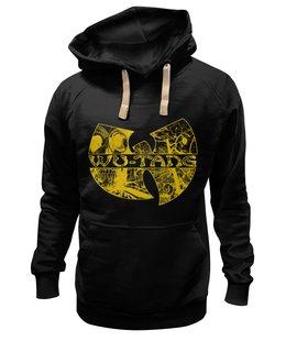 """Толстовка Wearcraft Premium унисекс """"свитшот wu tang clan"""" - стиль, ny, hip hop, wu tang clan, nyc"""