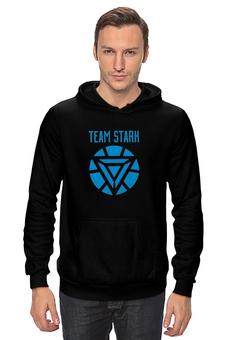 """Толстовка """"Team stark"""" - железный человек, iron man, tony stark"""