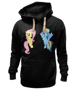 """Толстовка Wearcraft Premium унисекс """"My Little Pony friendship is magic"""" - популярные, прикольные"""