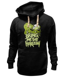 "Толстовка Wearcraft Premium унисекс ""BRING ME THE HORIZON"" - bmth, bring me the horizon"