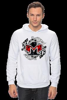 """Толстовка """"M-1 Mix Fight"""" - футболка, популярные, мужская, в подарок, футболка мужская, выделись из толпы, толстовка м1, тостовка спортивная"""