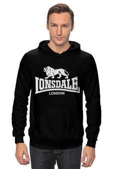 "Толстовка Wearcraft Premium унисекс ""lonsdale london"" - спорт, lonsdale, лонсдейл, lonsdale london"