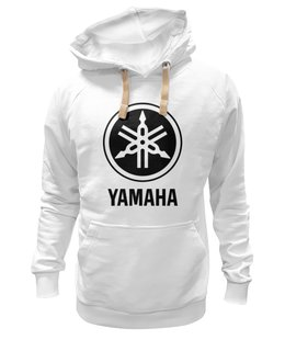 "Толстовка Wearcraft Premium унисекс ""YAMAHA"" - авто, машина, мото, yamaha, ямаха"
