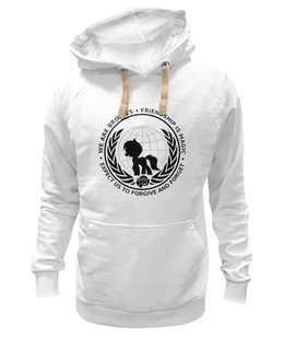 "Толстовка Wearcraft Premium унисекс ""We Are Bronies"" - my, pony, mlp, пони, brony, little, emblem"
