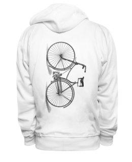 """Толстовка Wearcraft Premium унисекс """"Bicycle"""" - прикольные, оригинально"""