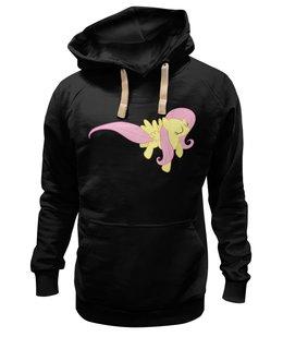 """Толстовка Wearcraft Premium унисекс """"My little pony fluttershy 23"""" - оригинально, футболка, популярные"""
