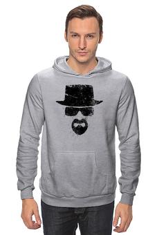 "Толстовка Wearcraft Premium унисекс ""Гейзенберг"" - во все тяжкие, breaking bad, гейзенберг, walter white, уолтер уайт, heisenberg"