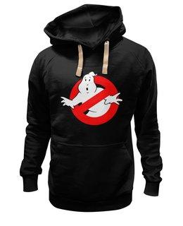 "Толстовка Wearcraft Premium унисекс ""Ghostbusters"" - ghost, ghostbusters, лизун, охотники за приведениями"