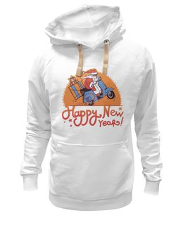 """Толстовка Wearcraft Premium унисекс """"New year"""" - новый год, новогодняя, christmas"""