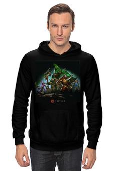 "Толстовка Wearcraft Premium унисекс ""Dota2 T-Shirt"" - valve, dota, дота, dota2, dota ii, video games, tidehunter, dt2"