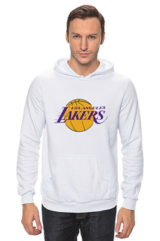 "Толстовка Wearcraft Premium унисекс ""Lakers"" - basketball, nba, лейкерс, lakers, los angeles lakers"