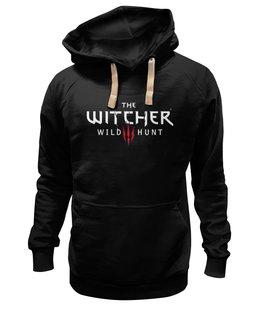 """Толстовка Wearcraft Premium унисекс """"The Witcher 3"""" - игры, геймер, ведьмак"""
