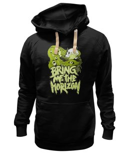 "Толстовка Wearcraft Premium унисекс ""Bring Me The Horizon"" - bmth, bring me the horizon, металкор, шеффилд"