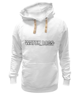 "Толстовка Wearcraft Premium унисекс ""Watch_Dogs by PJ"" - pjstore, watchdogs"