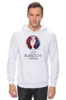 """Толстовка """"ЕВРО 2016"""" - франция, евро, uefa, 2016, evro"""