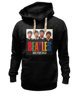 "Толстовка Wearcraft Premium унисекс ""The Beatles  "" - the beatles, ринго старр, джон леннон"
